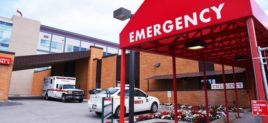 The Kalispell Regional Medical Center in Montana.
