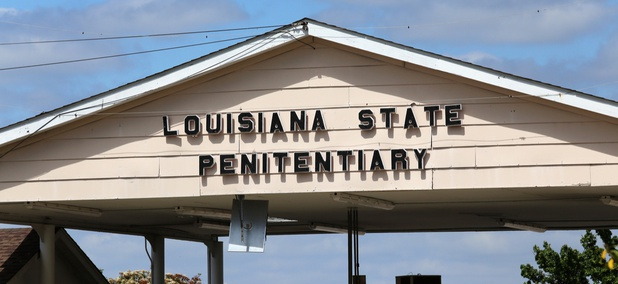 The Louisiana State Penitentiary in Angola.