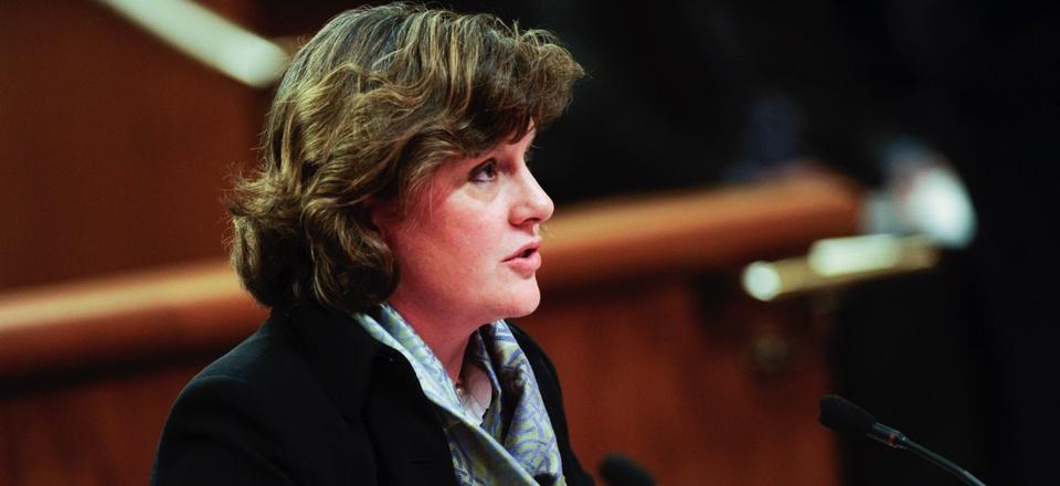 Syracuse Mayor Stephanie Miner