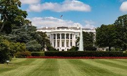 The White House, during August 2016.