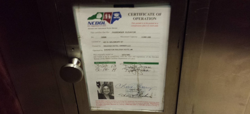 North Carolina Labor Commissioner Cherie Berry is a familiar face across the state.
