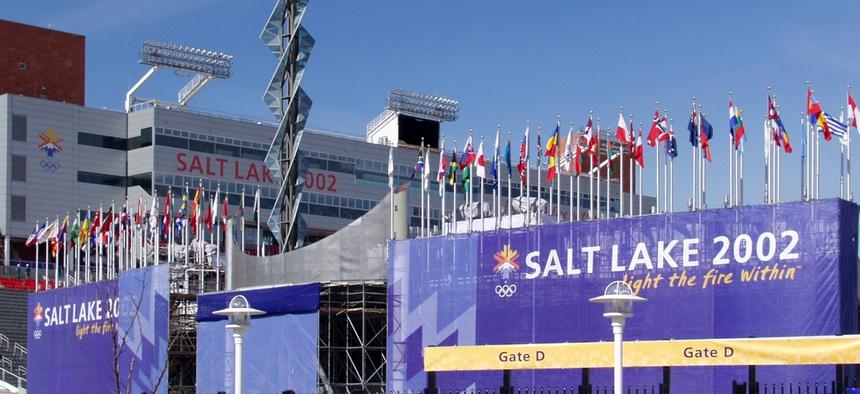 Will the Winter Olympics return to Salt Lake City?