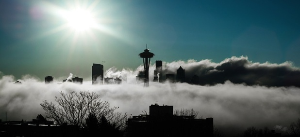 King County is home to Washington state's largest city, Seattle