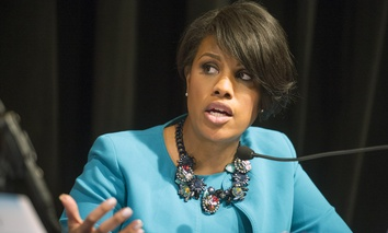 Baltimore Mayor Stephanie Rawlings-Blake