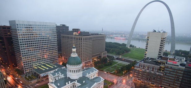 St. Louis has seen the least job growth of any of the nation's largest metro areas since the 2007 recession.