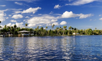 The Homosassa Springs metro area saw a 7.5 percent drop in GDP last year, a U.S. low.