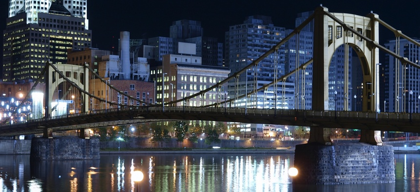 Pittsburgh is the largest city in western Pennsylvania.