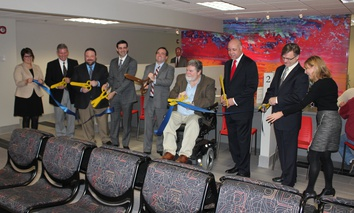 Municipal leaders gathered Thursday to open the City of Cincinnati's new Permit Center.