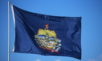 Vermont's state flag
