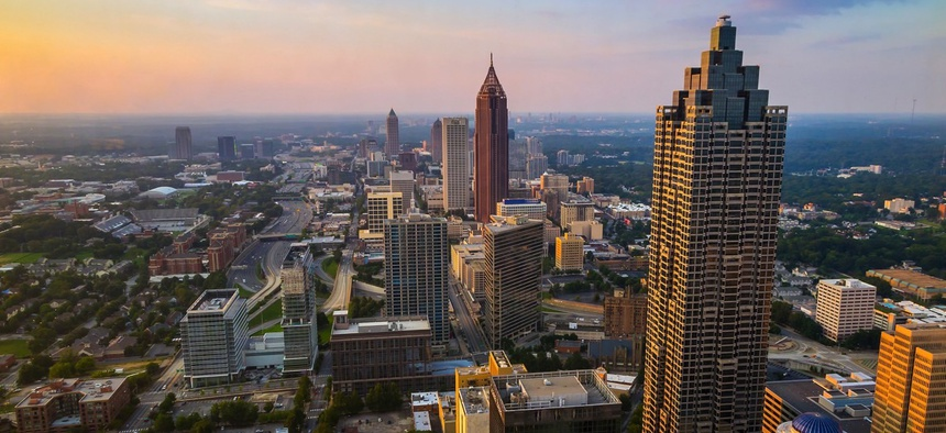 "Atlanta, Georgia is the ""Sultan of Sprawl"""