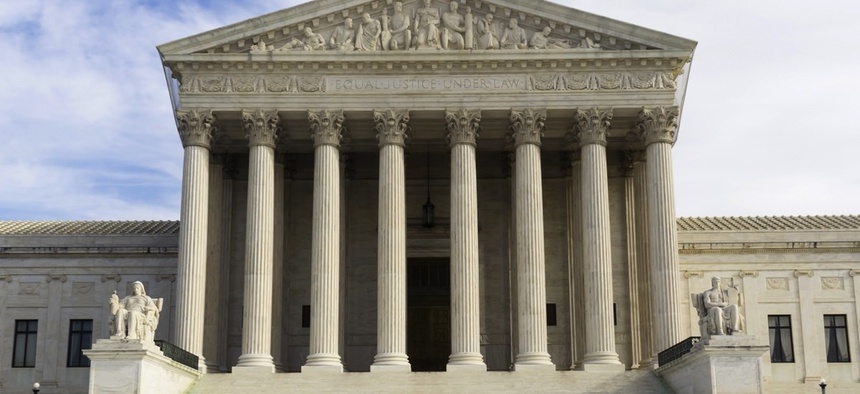 The United States Supreme Court. The Court recently struck down Alabama's state-level ruling on same-sex adoption.