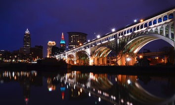 Cleveland, Ohio will be hosting the Republican National Convention in July, 2016.