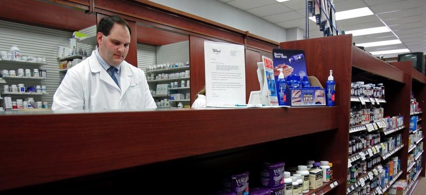 Pharmacist Jarrett , ... ]