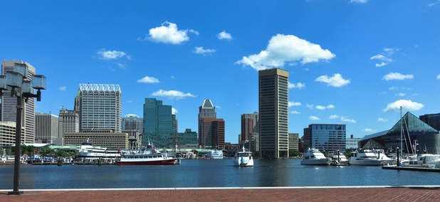 Baltimore, Maryland.
