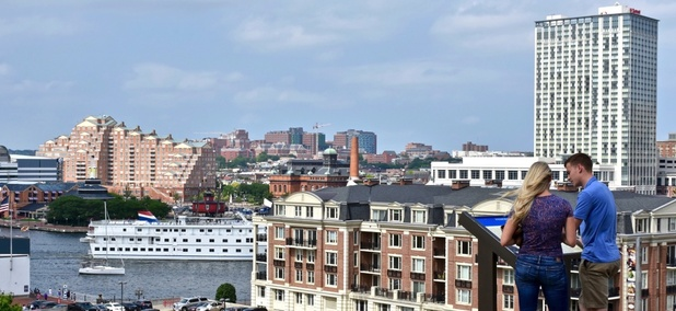 Baltimore, Maryland, is one of the new What Works Cities.