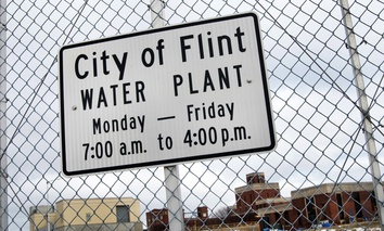Flint, Michigan.