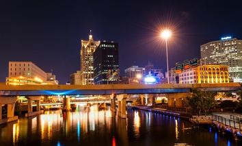 Milwaukee, Wisconsin.
