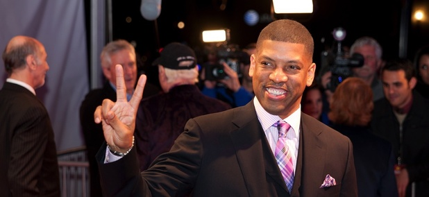 Sacramento, California Mayor Kevin Johnson.