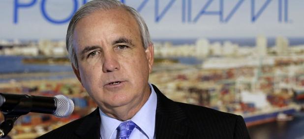 Miami-Dade County Mayor Carlos Gimenez