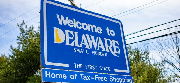 Welcome to Delaware!