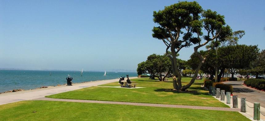 Chula Vista Bayfront Park