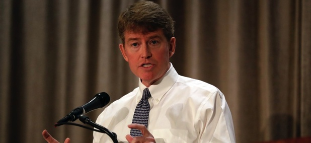 Missouri Democratic gubernatorial candidate Chris Koster