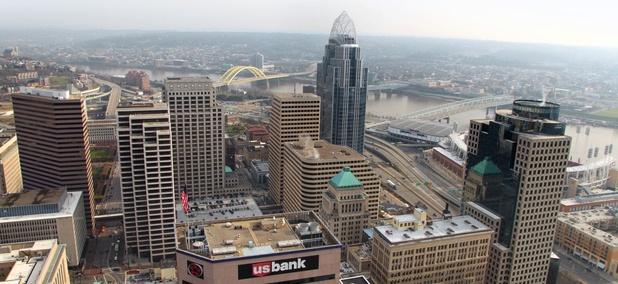 Cincinnati, Ohio.