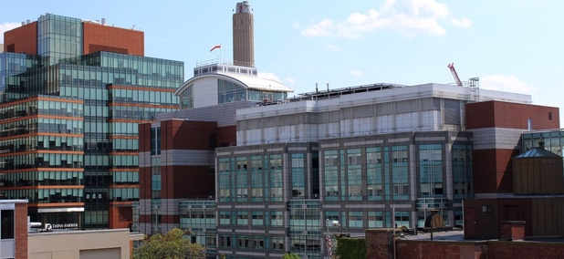 The Beth Israel Deaconess Medical Center and Dana-Farber Cancer Institute in Boston, Massachusetts.