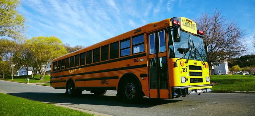 More States Debate Requiring Seat Belts On School Buses