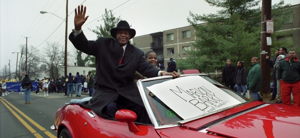 Former Washington, D.C. Mayor Marion Barry.