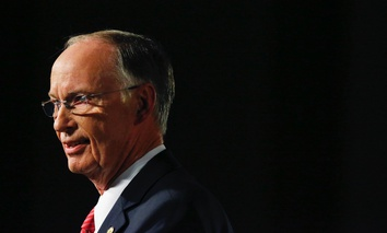 Alabama Gov. Robert Bentley.