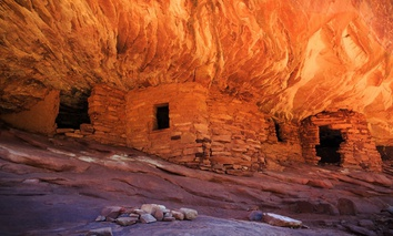 Bears Ears National Monument, Utah.