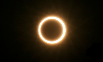 A total solar eclipse in China in 2012.