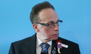 Warren, Mich., Mayor James Fouts