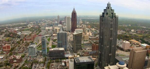 Atlanta, Georgia.