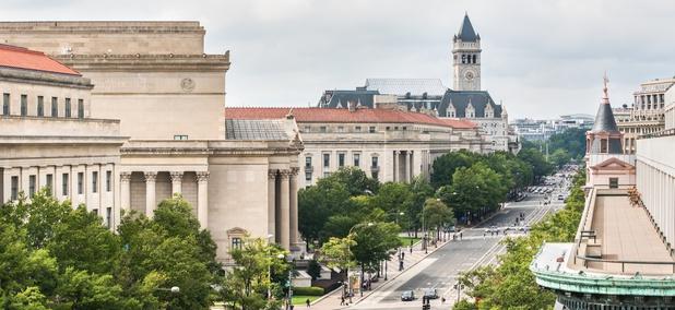 Pennsylvania Avenue in Washington, D.C.