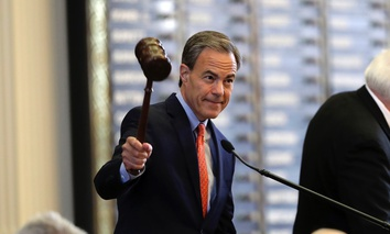 Texas House Speaker Joe Straus has been critical of the bathroom bill as a reputation-killer.