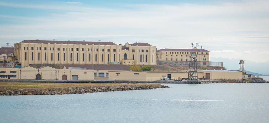 San Quentin State Prison. San Francisco, Calif.