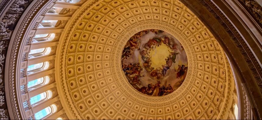 The Capitol Rotunda