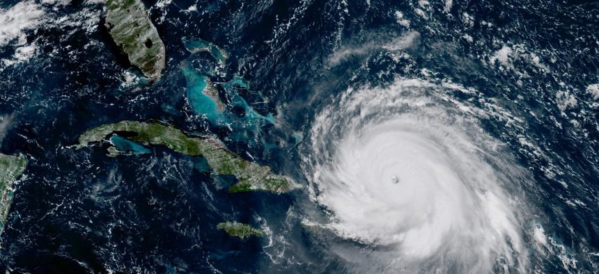 NOAA-NASA via AP