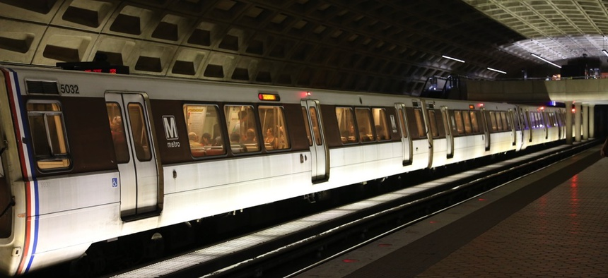 Washington, D.C. metro