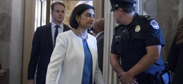 Seema Verma, Administrator of the Centers for Medicare and Medicaid Services.