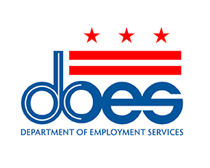 Washington D.C. Department of Employment Services's logo