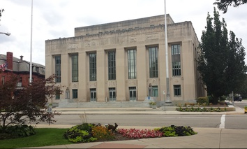 Kalamazoo City Hall in Kalamazoo, Michigan