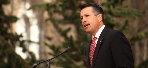 Nevada Gov. Brian Sandoval