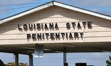 The Louisiana State Penitentiary in Angola, Louisiana