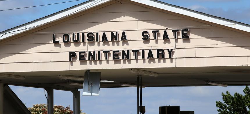 The Louisiana State Penitentiary in Angola, Louisiana