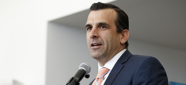 San José Mayor Sam Liccardo