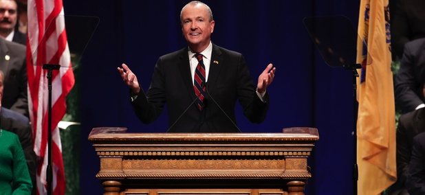 New Jersey Gov. Phil Murphy