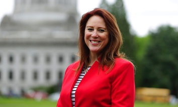 Washington Secretary of State Kim Wyman